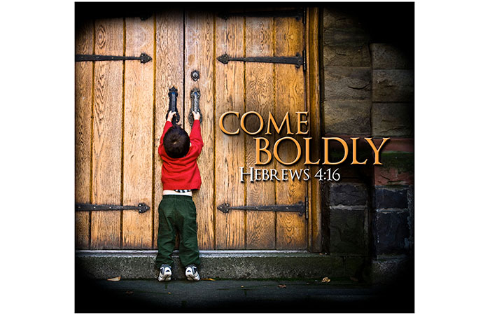 Come Boldly CD Album