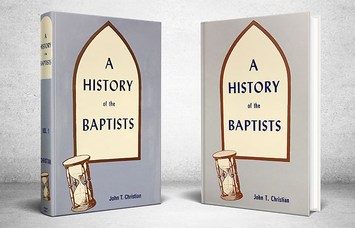 A History of the Baptists (2vol)