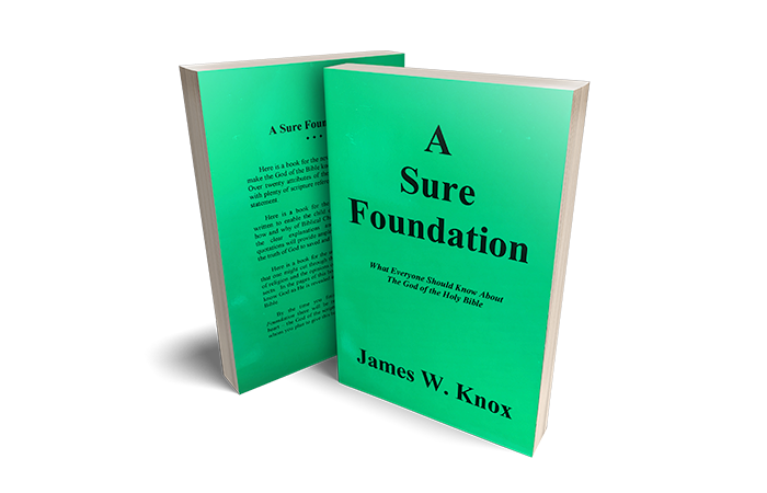 A Sure Foundation
